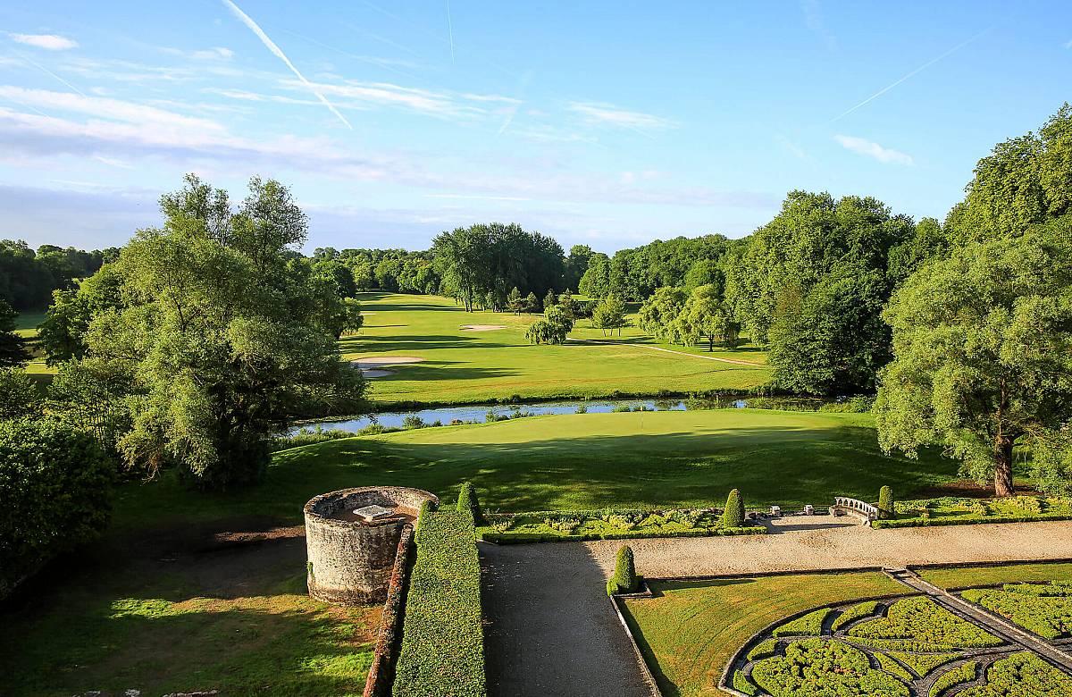 Profitez du Golf une heure au sud de Paris | Château Golf d'Augerville